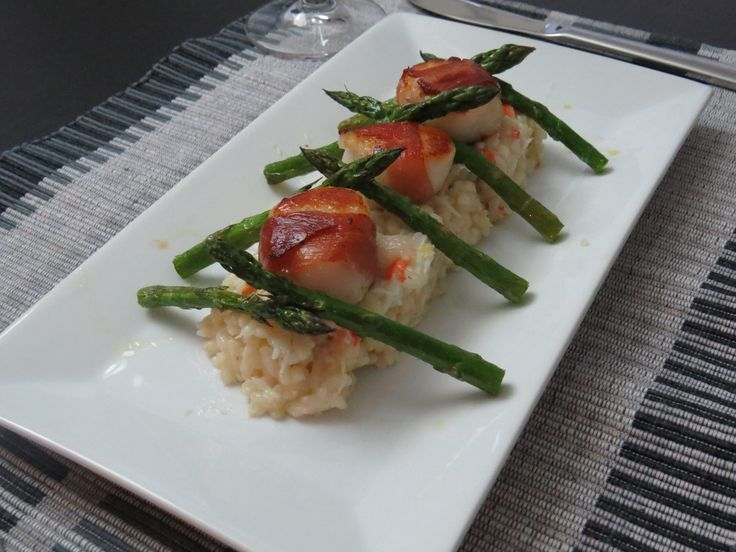The Risotto my sister and I made last summer Photo Credit MJU Photography