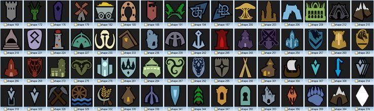 skyrim icons Пошук Google Icons Pinterest Game