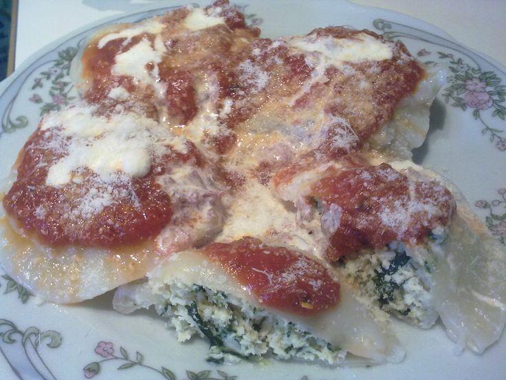 Sorrentinos de pollo y verdura  www.caserissimorecetas.blogspot.com.ar