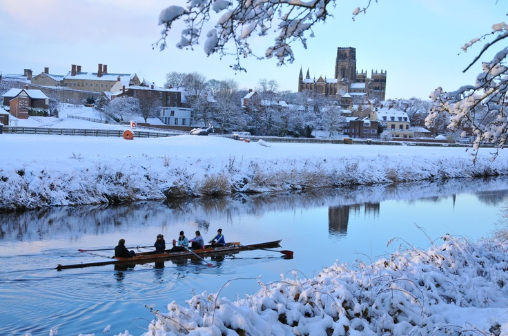 A stunning view - we're sure you'll agree! www.thisisdurham.com