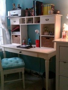 Kid's Study Area: before & after