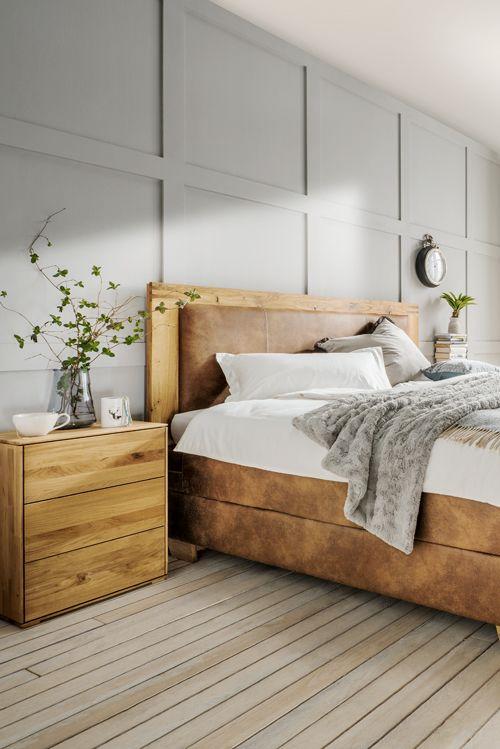 Schlafzimmer Ideen Ikea Boxspringbett | Die Besten 25 Boxspringbett Ideen Auf Pinterest Elegantes