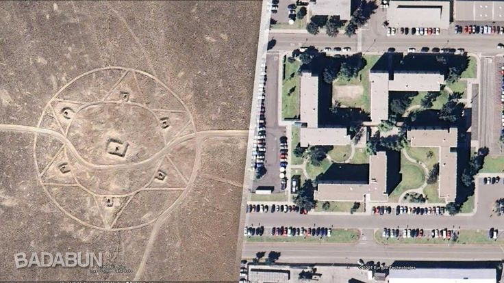 Imágenes sorprendentes captadas por Google Maps