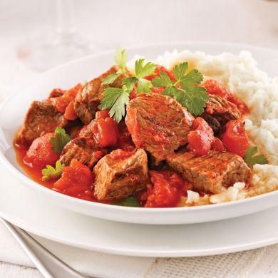 Boeuf à l'italienne - Recettes - Cuisine et nutrition - Pratico Pratique