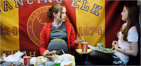 """Juno  I remember watching this and thinking I love indie movies!  """"Juno"""" respects the idiosyncrasies of its characters rather than exaggerating them or holding them up for ridicule."""