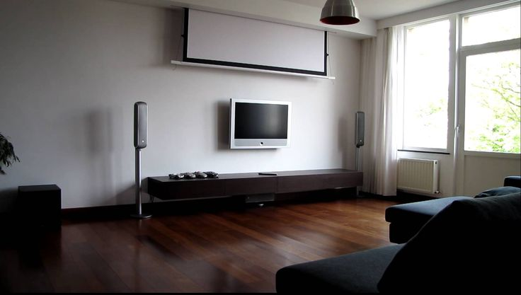 16 best images about 5 2 home cinema on pinterest home sofas and office furniture for Hiding a projector in living room