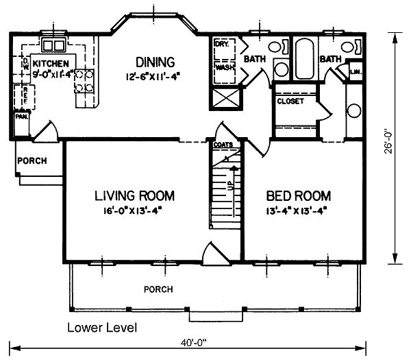 123 best images about house plans on pinterest house for Cape cod house plans with basement