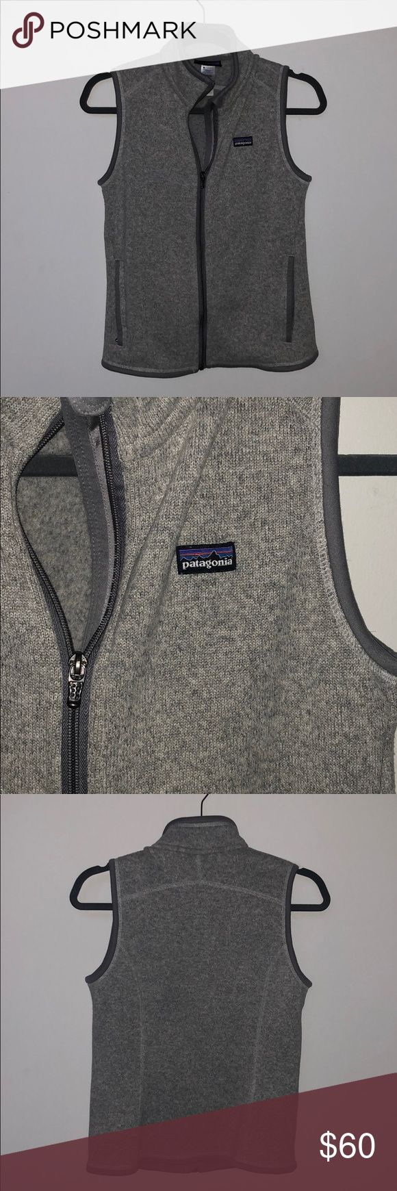 Patagonia Better Sweater Vest NWOT, warm, lightweight, sweater vest Patagonia Jackets & Coats Vests