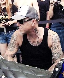 Middle aged James Hetfiled... Do I need to say more?