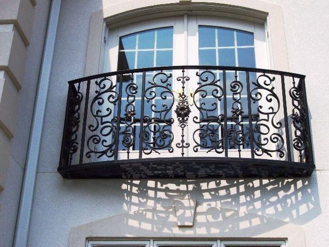 Ornate Wrought Iron Balcony Railing Wrought Iron