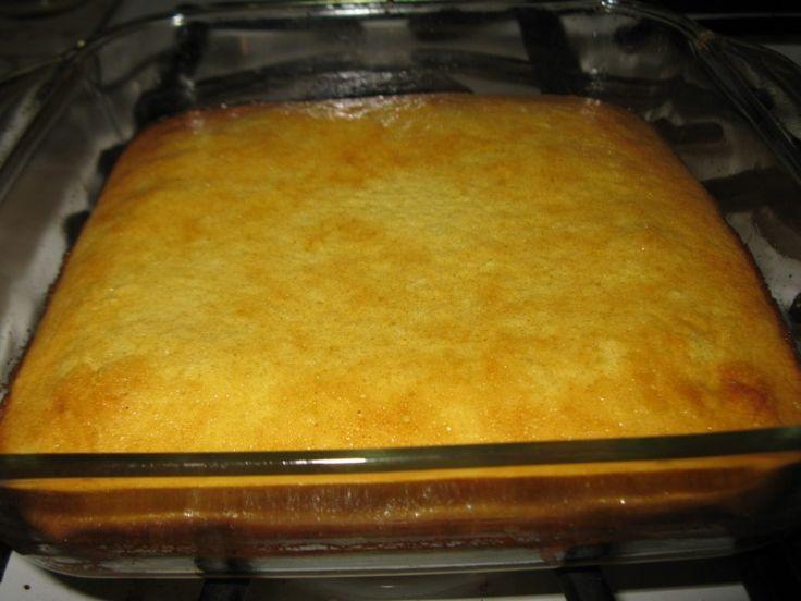 Masa cake recipe