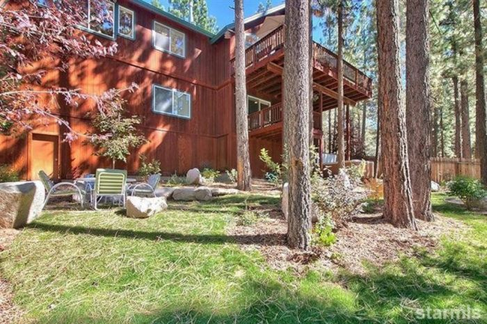 New South Lake Tahoe Vacation Rental | RnR Vacation Rentals