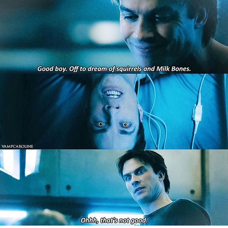The vampire diaries ~ Damon has the best facial expressions