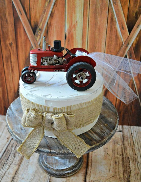 Tractor-John by MorganTheCreator on Etsy