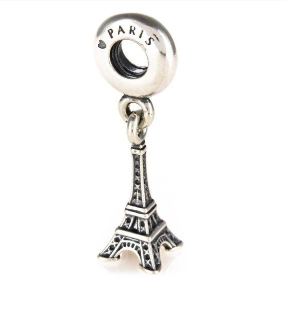 Paris pandora charm....I must have!! ;)