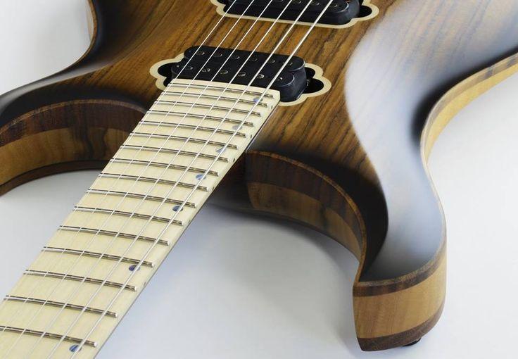 Arda Guitars - Handmade Guitars