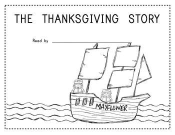 thanksgiving story preschool