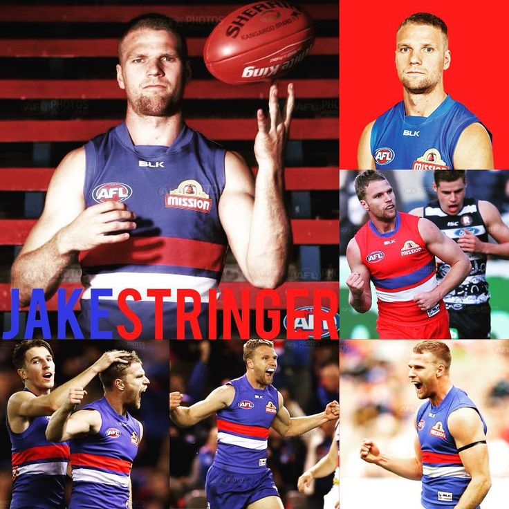 """JAKE STRINGER Collage! Tag @JakeStringer9 So He Can Hopefully Like, Comment And Maybe Follow✌️ #AFLCollages #Stringer"""