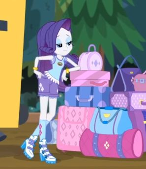 #1217807 - and then there's rarity, equestria girls, legend of everfree, rarity, safe, screencap, solo, spoiler:legend of everfree - Derpibooru - My Little Pony: Friendship is Magic Imageboard