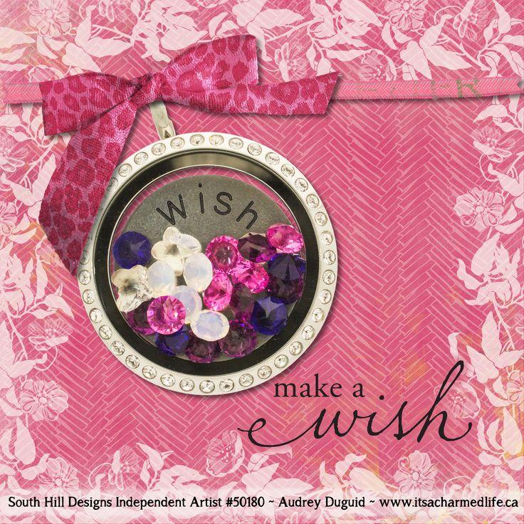 I am so proud of South Hill Design's partnership with Make a Wish Canada! #makeawish #mawcanada #shdcharmedlife #maw