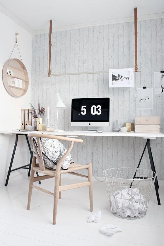 5 inredningstips för hemmakontoret   ELLE Decoration