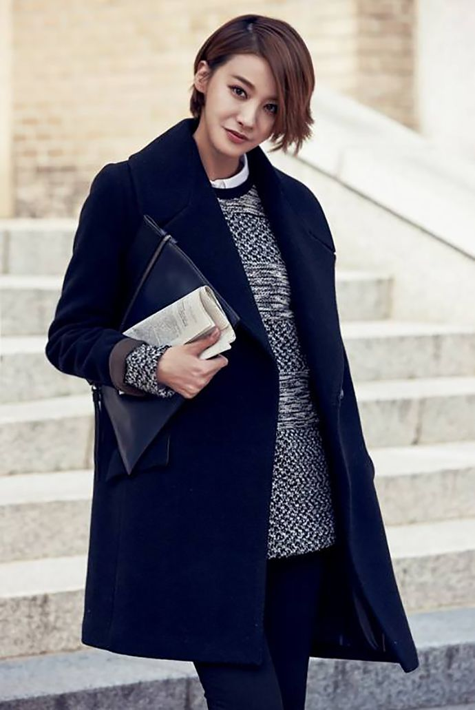 Lee Dong Wook & Yoo In Young for Pat F/W 2015.