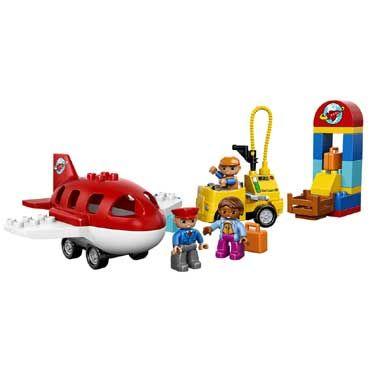 LEGO DUPLO vliegveld 10590   Intertoys