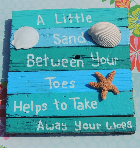 79 best for the beach house images on pinterest beach cottages do it yourself ideas and projects 25 diy ideas for driftwood signs solutioingenieria Choice Image