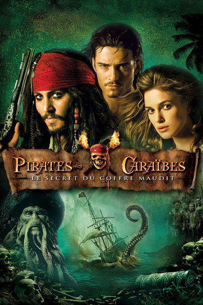 Pirates des Caraïbes : Le secret du Coffre Maudit (2006) Regarder Pirates des Caraïbes : Le secret du Coffre Maudit (2006) en ligne VF et VOSTFR. Synopsis: Le pirate Jack Sparrow est confronté à son pa...
