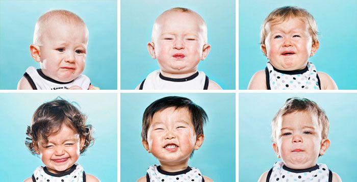 Babies Eating Lemons - PHUNRISE