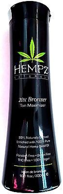 awesome Supre Hempz 20X Naturals Bronzer Maximizer Accelerator Indoor Tanning Bed Lotion - For Sale Check more at http://shipperscentral.com/wp/product/supre-hempz-20x-naturals-bronzer-maximizer-accelerator-indoor-tanning-bed-lotion-for-sale/