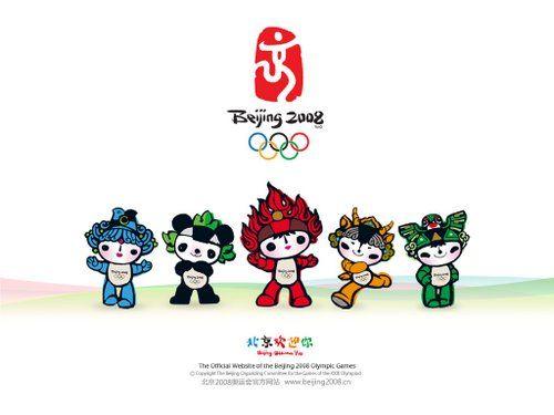 Beijing Olympics -  In 2008, the Summer Olympics were held in Beijing, China.