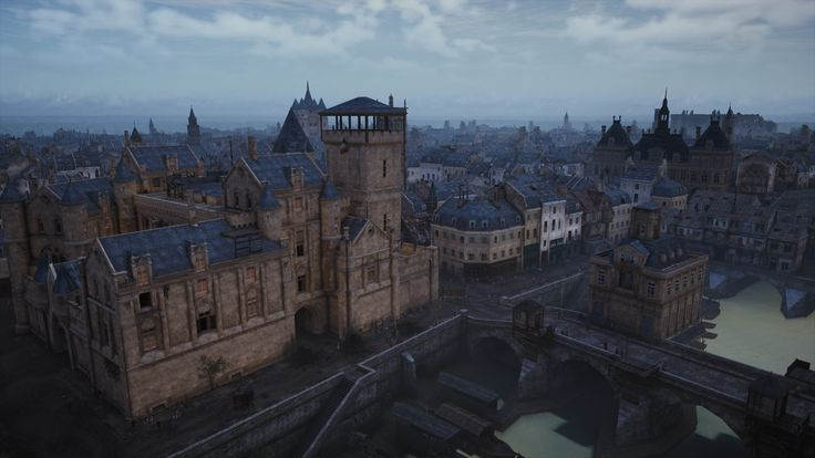 AC Unity - Grand Chatelet