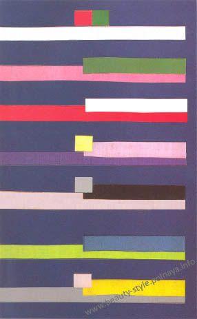 Ночная синева - идеальный цвет в качестве основы гардероба цветотипа Зима. Ниже приводятся волнующие комбинации ночной синевы с другими цветами: - трио красно-бело-зеленое - едко-розовое с хвойно-зеленым - классическое красно-белое - темное и светлое лиловое с вкраплениями желтого - благородное льдисто-розовое с темно-коричневым и серебряно-серым - свежее майски-зеленое со смарагдовым - а также серебристо-серое с сильным желтым и вкраплением льдисто-розового.