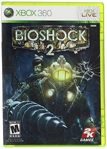 Bioshock 2  Xbox 360 *** Read more reviews of the product by visiting the link on the image. Note:It is Affiliate Link to Amazon.