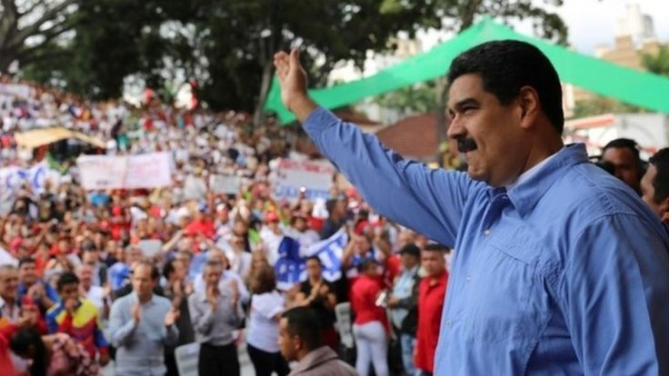 Venezuela: Maduro says US fabricated drugs case against nephews #venezuela #maduro #fabricated #drugs #against #nephews