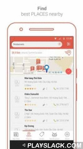 """Clingme Local Search And Deal  Android App - playslack.com ,  - Find easily local businesses in major cities in Vietnam, largest data from food, fashion, shopping to ATM, pharmacy and gas station.- Earn money while shopping with exclusive Cashback.- Review and share your experiences with friends.Using Clingme, you will make good buying decision with thousand of reviews from consumer community and deals updated continuously. Especially, with """"Cashback"""" function – The 1st time developed on…"""