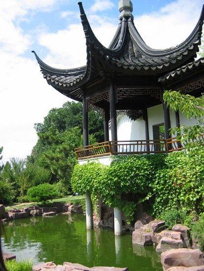 Chinese Scholar Garden on Staten Island