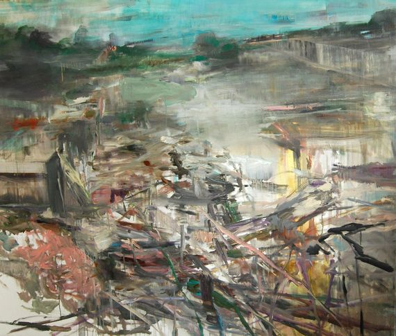 Edwige Fouvry at Dolby Chadwick Gallery