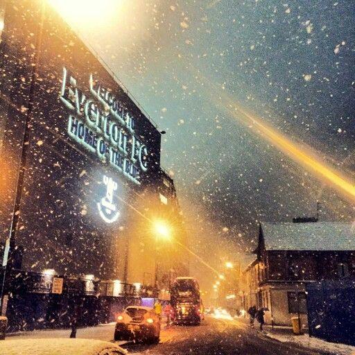 An Everton Christmas