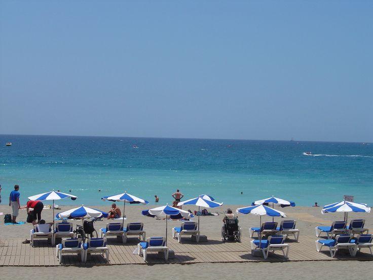 Accessible Beach Arona