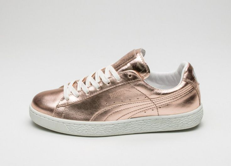 puma rose metallic