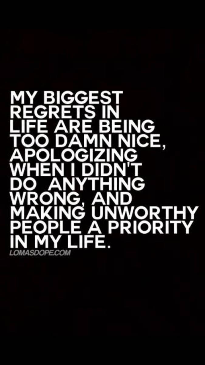 18 Regret In Life Quotes Life Quotes Life Quotes Family Very Best Quotes