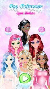 Ice Princess Salon Spa– Vignette de la capture d'écran
