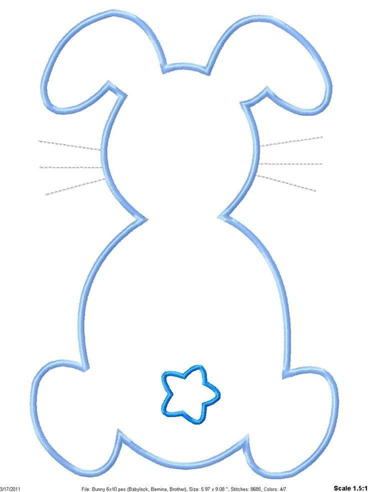 Afbeeldingsresultaat voor bunny face template printable