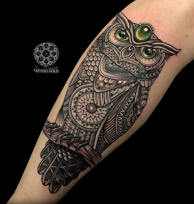 43 best Best Owl Tattoos in the World images on Pinterest