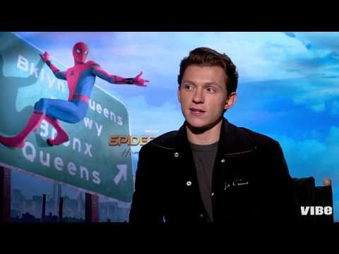Black #Cosmopolitan Zendaya, Tom Holland And More Talk SpiderMan-Homecoming #AmericanPeopleOfAfricanDescent, #AmericanPeopleOfGermanDescent, #Badu, #Music, #Singing, #SpiderManInFilm, #Tyrone, #Zendaya Spiderman Homecoming has all the perfect ingredients for your quintessential teenage movie. Yet like with all Marvel creations, there are magical super powers involved coupled with a set of missions to complete. British newcomer Tom Holland (Spiderman/Peter Parker)