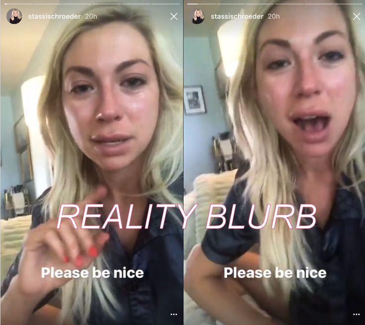 Vanderpump Rules Star Stassi Schroeder Dumped on Her
