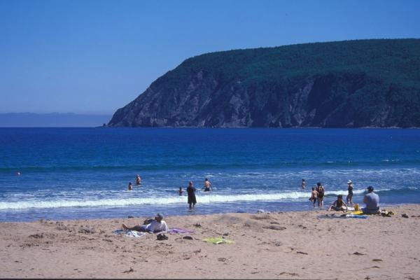Ingonish Beach, Cape Breton - Definitely a place we will visit on our trip!