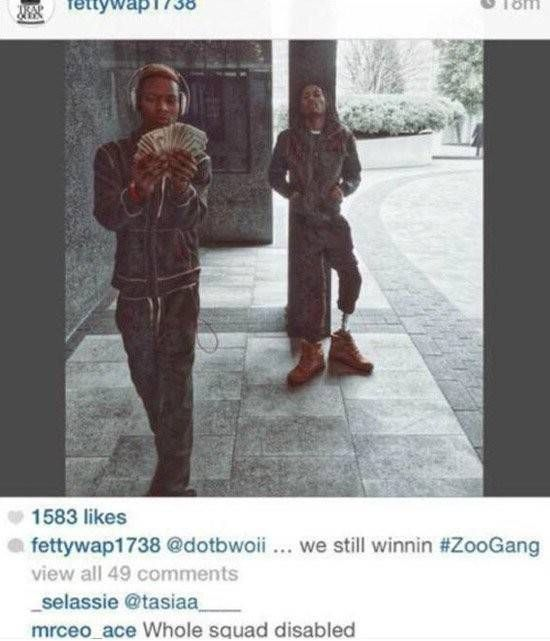 13 Crazy And Hilarious Comments Left Of Fetty Waps Instagram